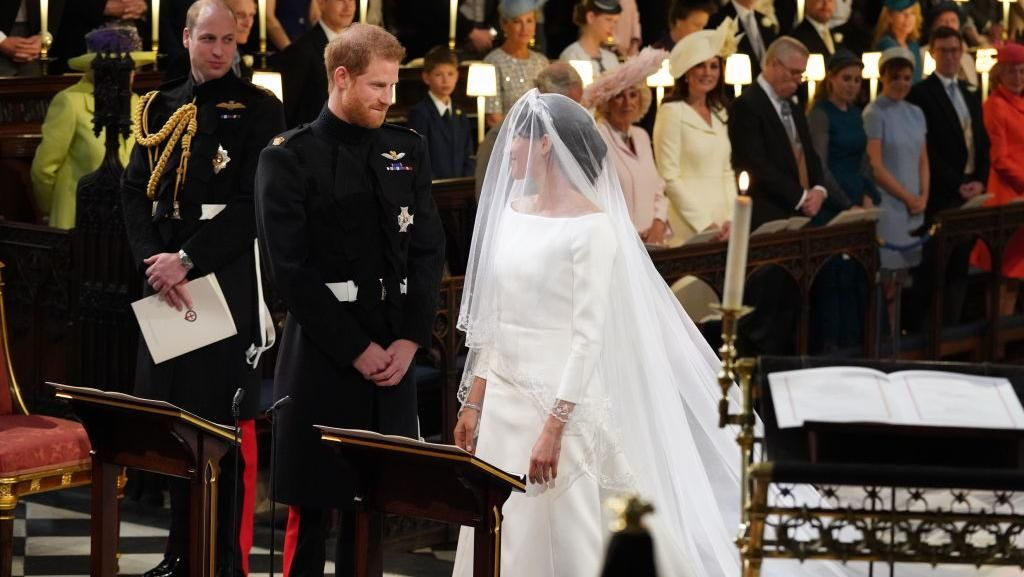 Ada Lagu 'Akad' di Royal Wedding Pangeran Harry-Meghan Markle