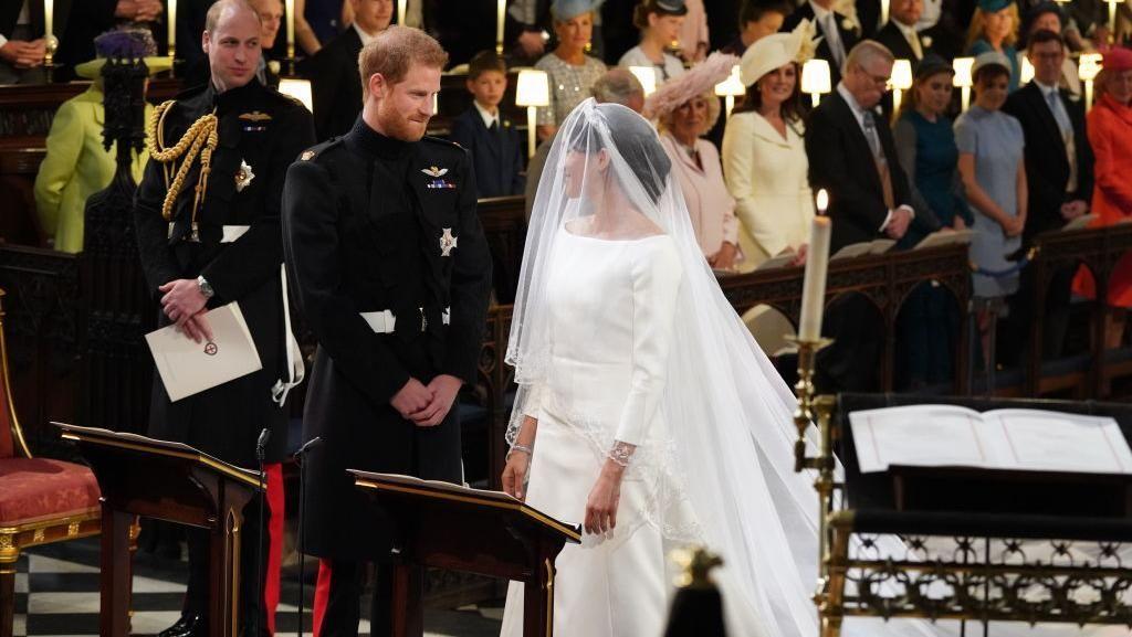 Ada Lagu Akad di Royal Wedding Pangeran Harry-Meghan Markle