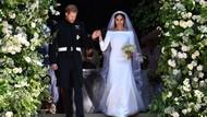 Meghan Markle Tak Bicara dengan Sang Ayah di Hari Pernikahannya