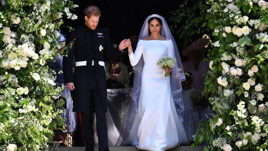 Viral, 6 Kemiripan Pernikahan Meghan Markle dengan Kisah Cinderella