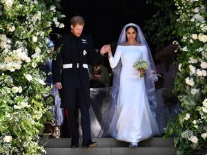 Royal Wedding Pangeran Harry dan Meghan Diperkirakan Habiskan Rp 638 M