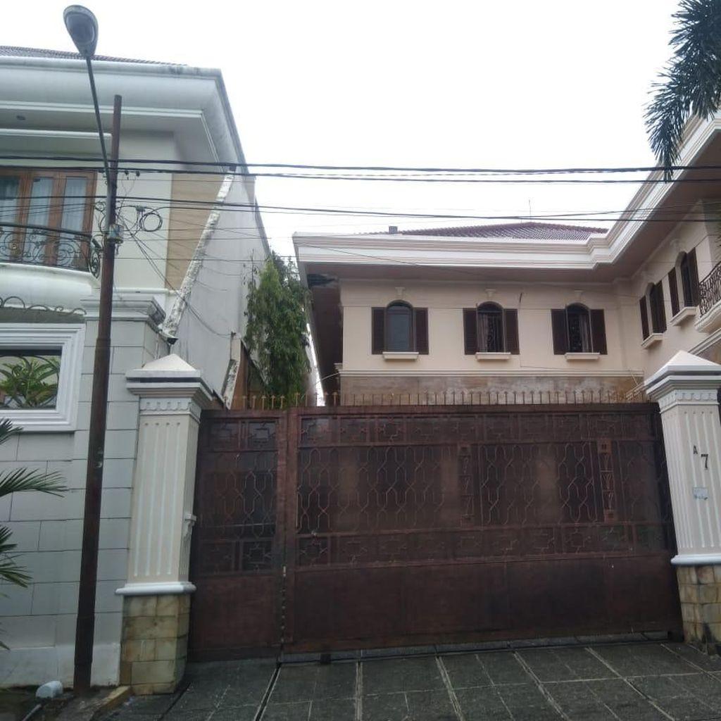 Bak Istana, Ini Penampakan Rumah Koruptor Pasar di Makassar