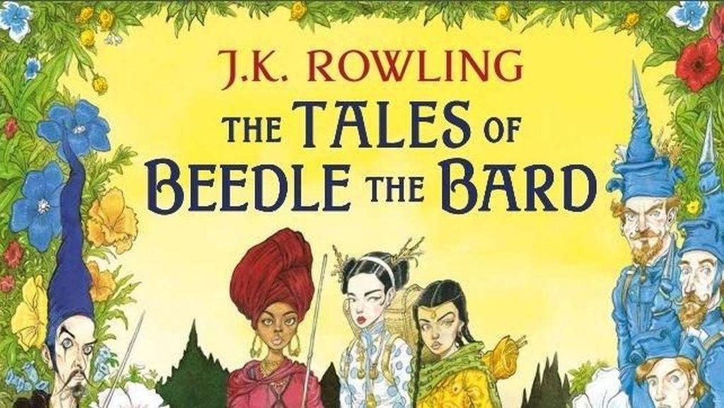 Ini Sampul dan Ilustrasi Terbaru dari The Tales of Beedle the Bard