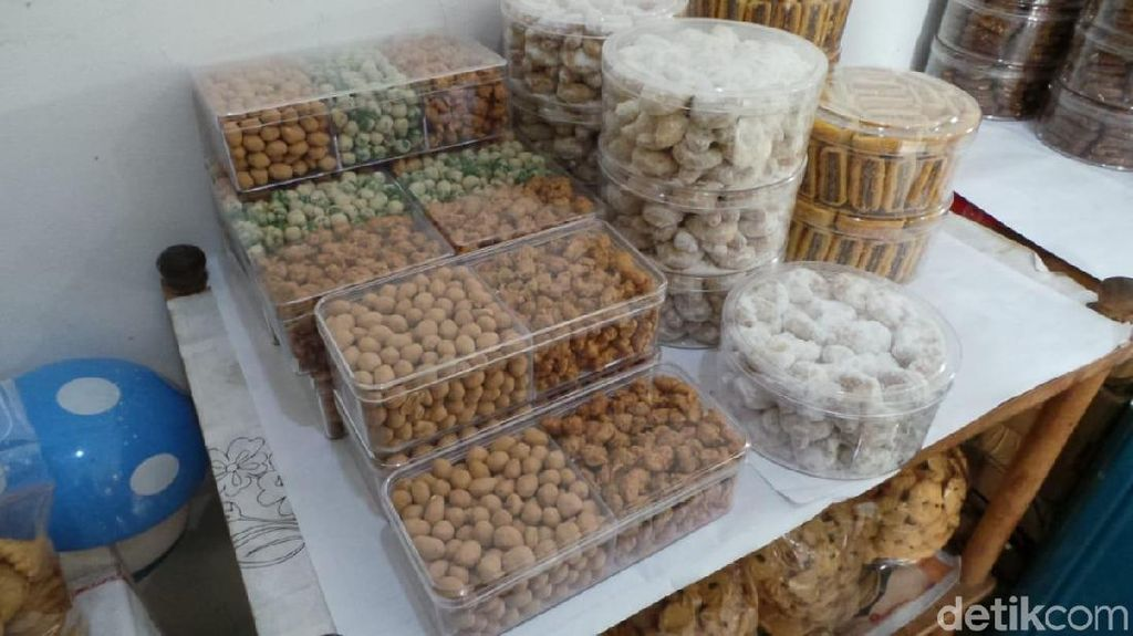 Hari Ke-3 Ramadan, Pengusaha Kue Kering Rumahan Mulai Banjir Order