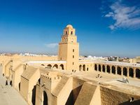 Masjid ini disebut juga Masjid Uqba (suitntiechailatte/Instagram)