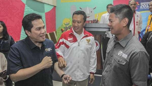 Menpora Yakin Erick Thohir Tak Lalaikan Tugas di KOI Setelah Jadi Timses