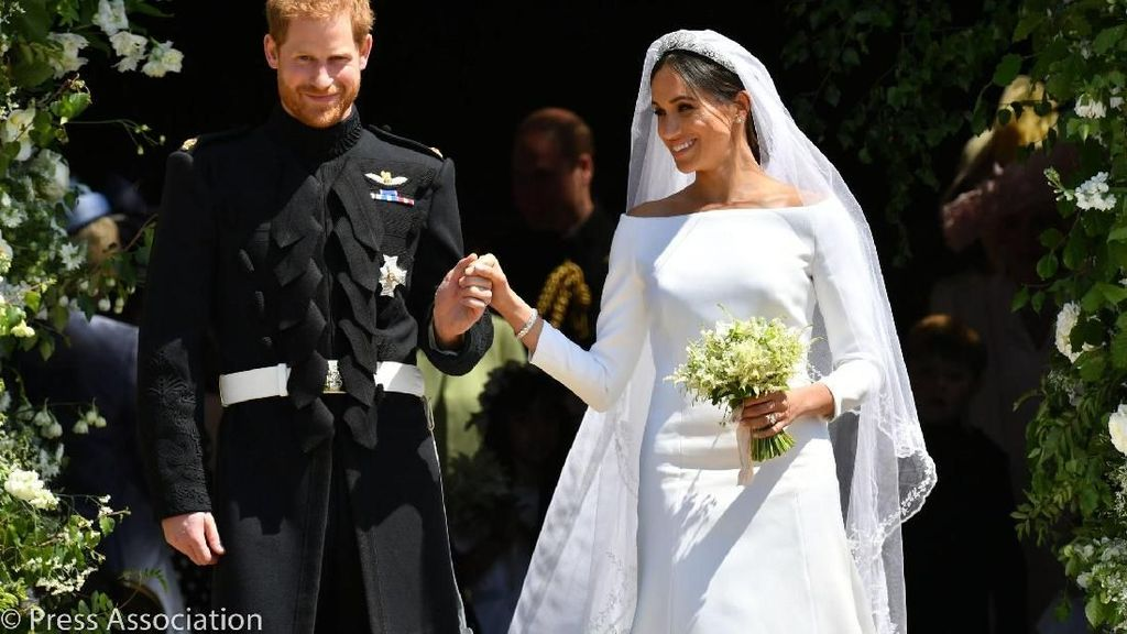 Royal Wedding Harry-Meghan Versi Anak-anak yang Bikin Gemas