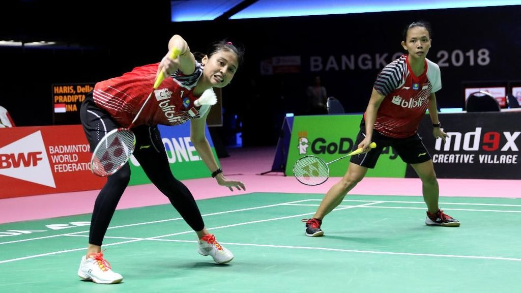 Della/Rizki Kalah, Indonesia Runner-up Grup D