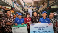 Pedagang di Pasar Beringharjo Terima JKN Gratis