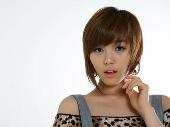 Sunye mantan personel Wonder Girls. Foto: istimewa