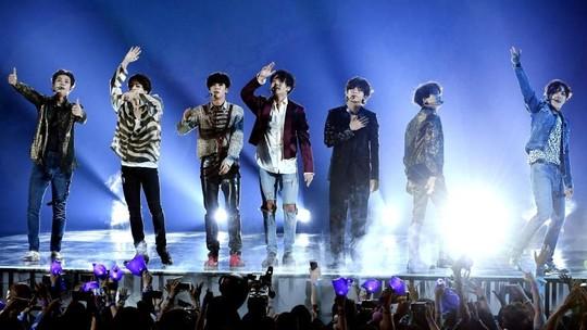 BTS Guncang Billboard Music Awards 2018