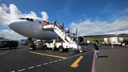 Bandara Paling Terpencil di Dunia yang Ramai Turis