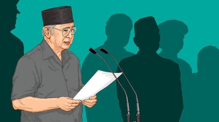 pengunduran diri Presiden Soeharto