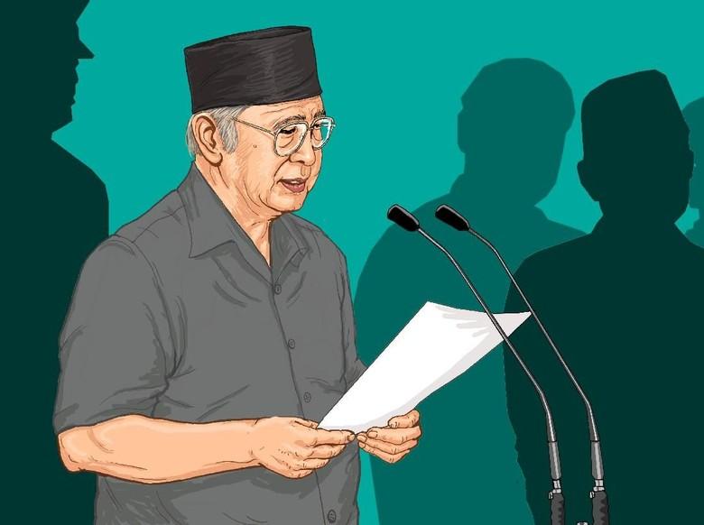 Ahli: Jangan Lupakan Kekuasaan Soeharto yang Sarat dengan Korupsi