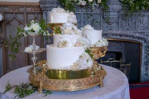 Kue Pengantin Pangeran Harry dan Meghan Markle Diprediksi Jadi Tren