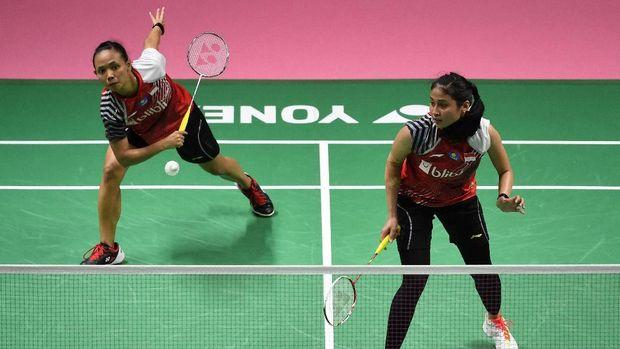 Tim Indonesia akan memperebutkan posisi juara grup lawan China di partai terakhir.