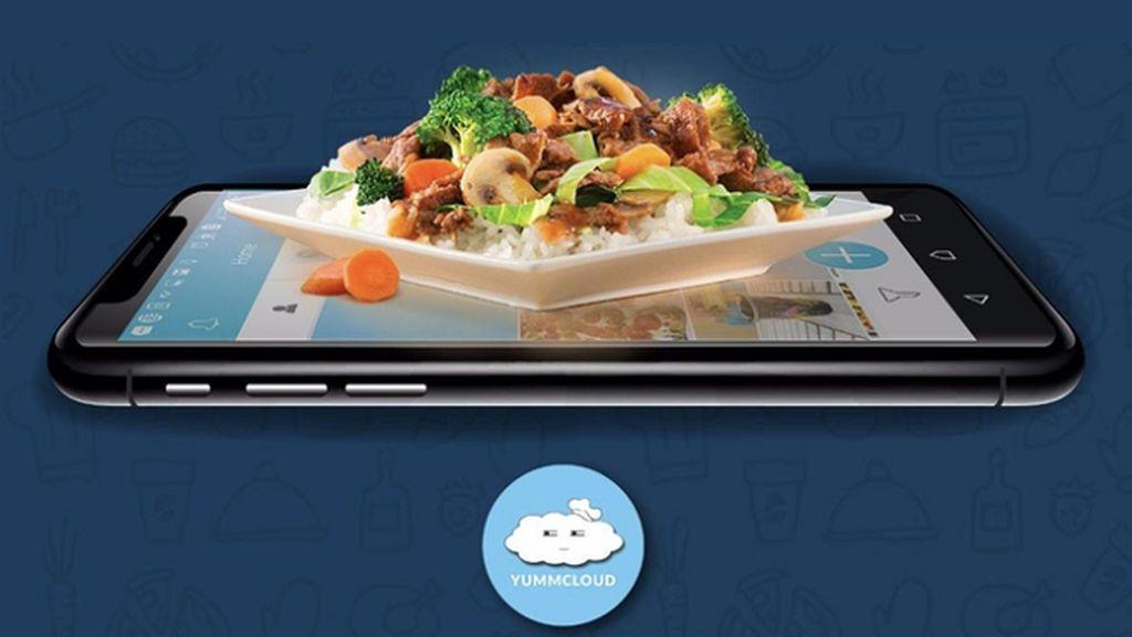 Keren! Saudi Arabia Punya Aplikasi yang Bisa Kirimkan Makanan ke Pengungsi Suriah