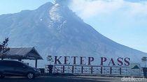 Pascaletusan Freatik Merapi, Wisata Ketep Pass Tetap Buka