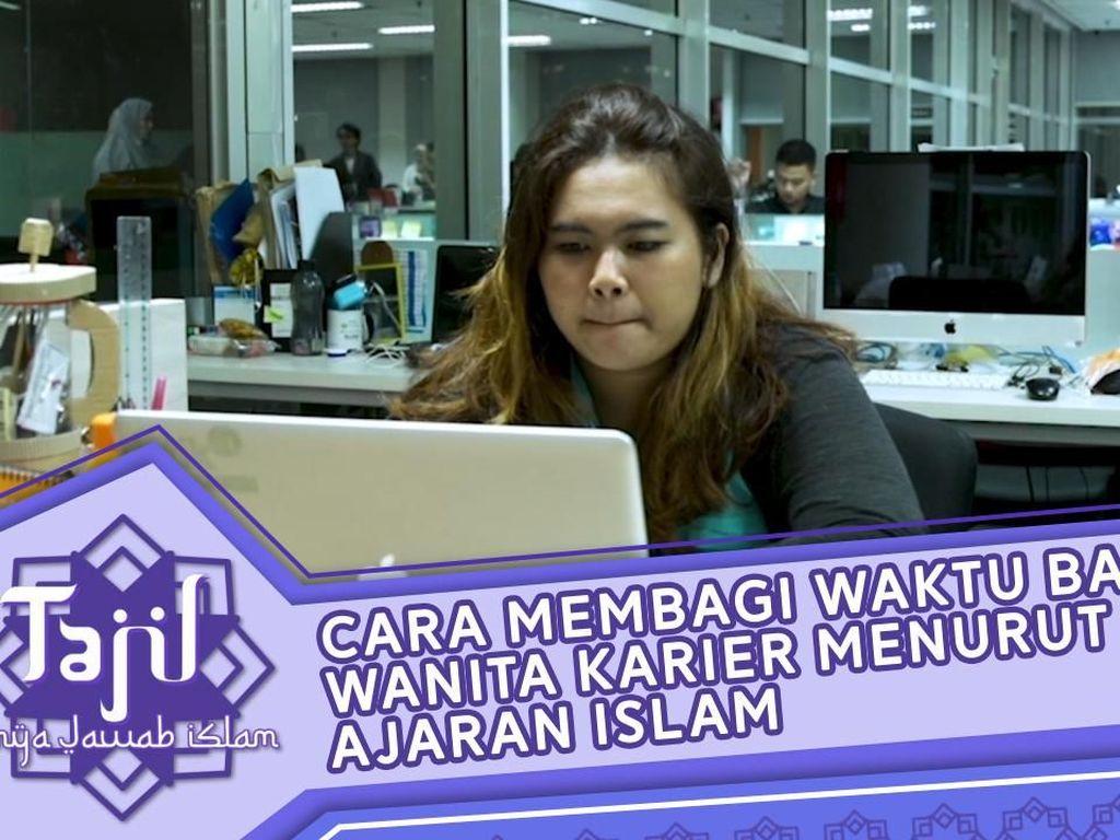 Wanita Karier dalam Bingkai Islam