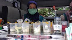 BBPOM Makassar Temukan Makanan Berformalin di Pasar Tradisional
