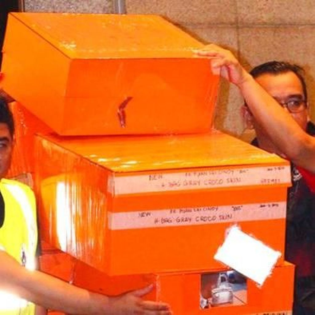 Merasa Terancam, Najib Razak Minta Perlindungan Polisi