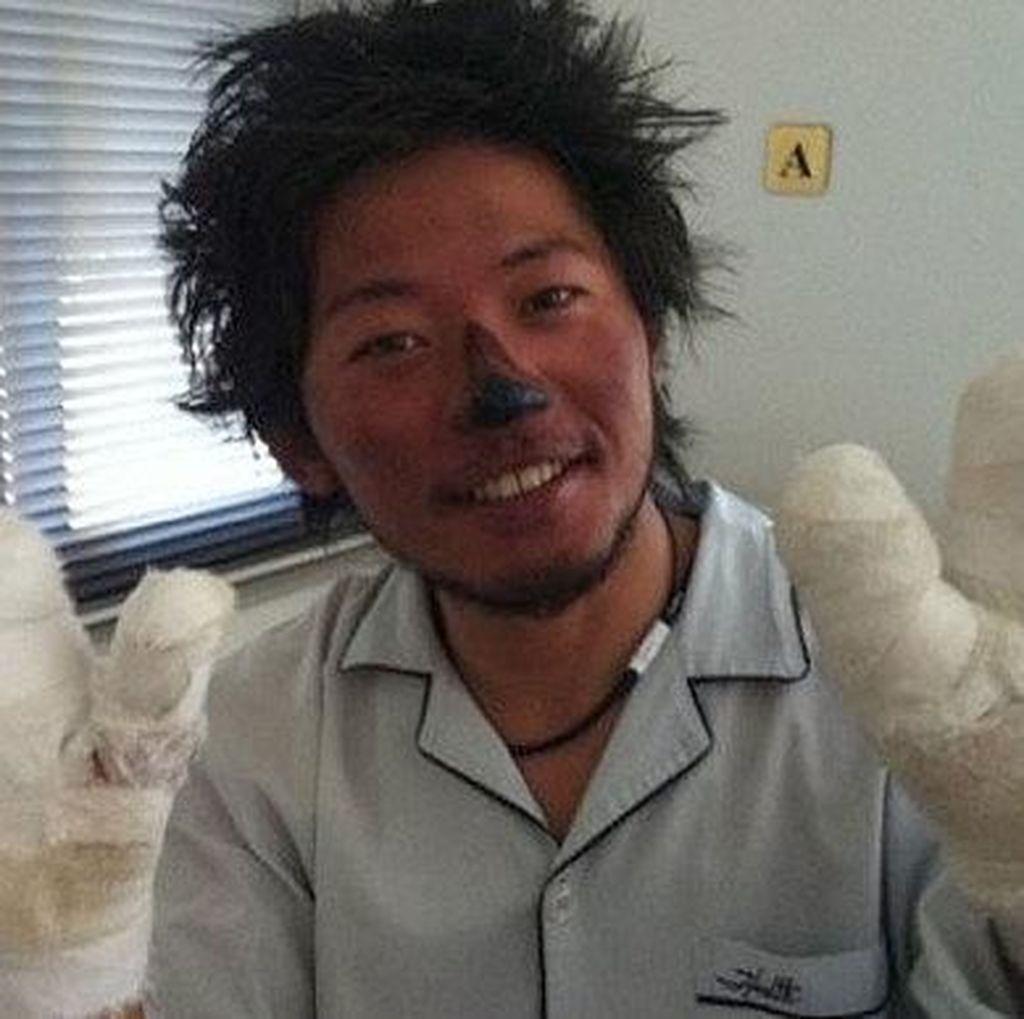 Foto: Pendaki Jepang Meninggal Usai 8 Kali Coba Taklukkan Everest
