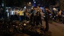 Gerombolan Motor Bandung Bacok Warga, Polisi Ciduk 10 Orang