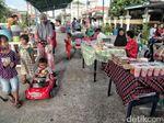 Bazar Ramadan Waduk Rawa Badak Selatan