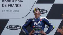 Valentino Rossi: Trek Le Mans Bantu Yamaha Kembali ke Podium