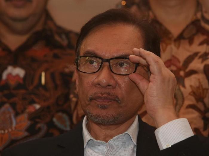 Anwar Ibrahiim (Ari Saputra/dok. detikcom)