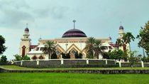 Ngabuburit Sambil Tambah Ilmu Agama di Masjid At Tin