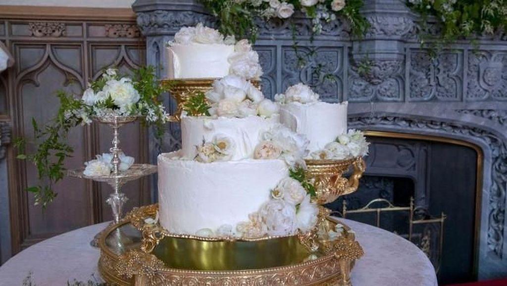 Ini Bahan-bahan untuk Lemon Elderflower Cake, Kue Pengantin  Royal Wedding
