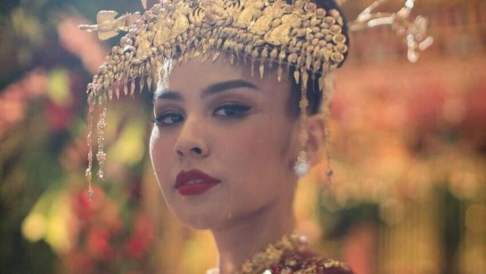 Adara Taista meninggal karena melanoma. Foto: Instagram Ani Yudhoyono, Adra Taista