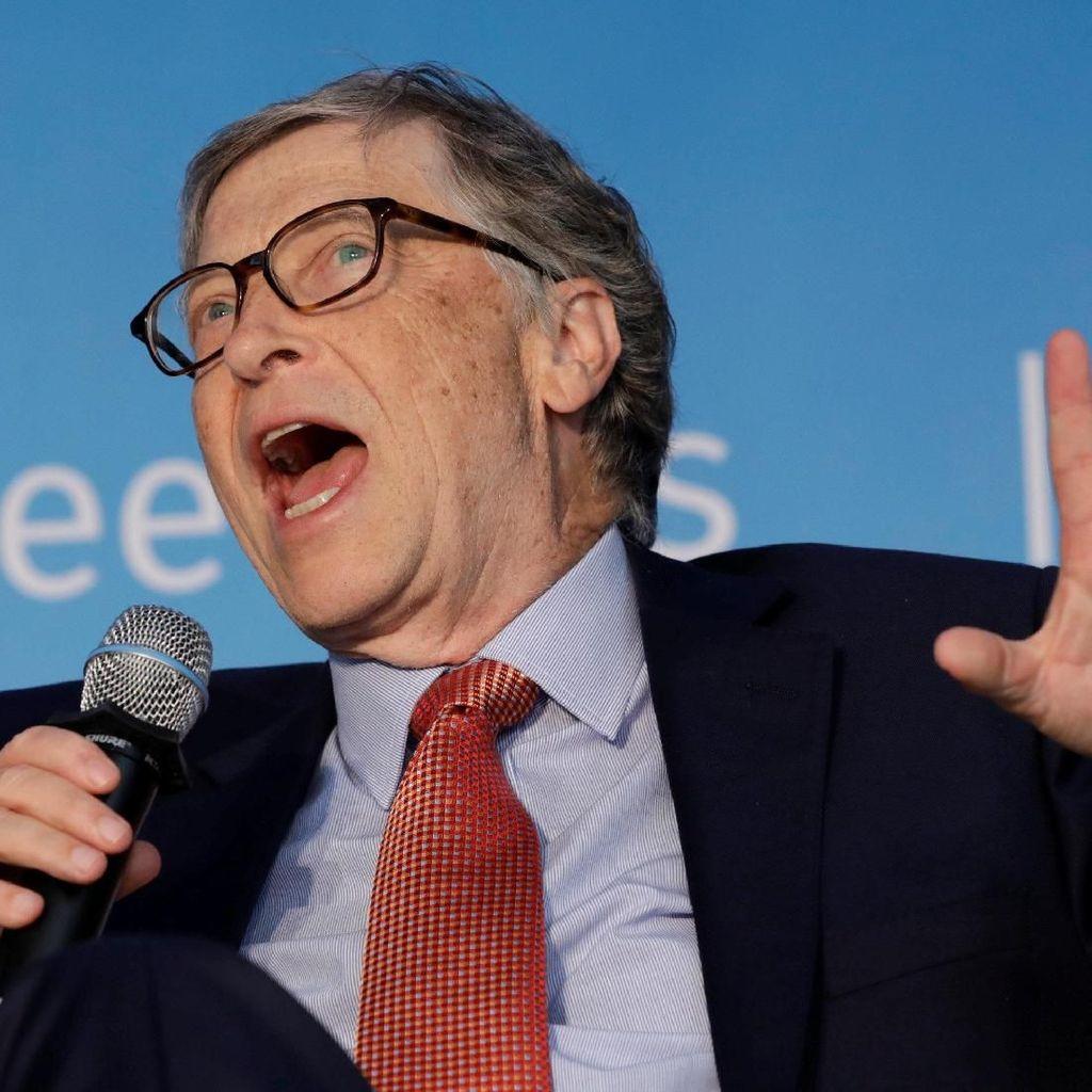 Investasi Terbaik Bill Gates: Ubah Rp 141 T Jadi Rp 2.828 T