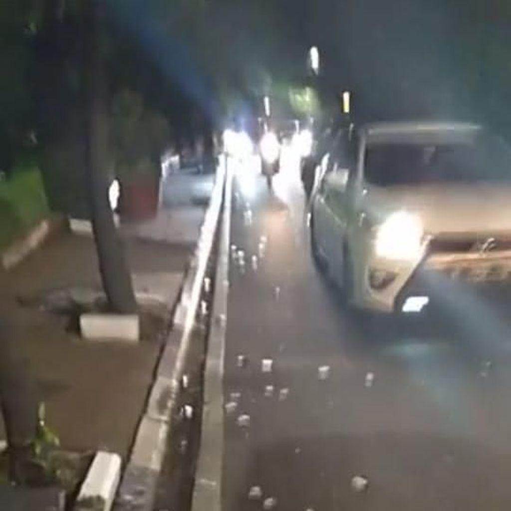 Polisi Usut Viral Sobekan Alquran Berserakan di Jl Gunawarman