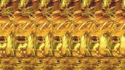 Gambar Tersembunyi untuk Melatih Fokus Mata, Bisakah Menemukan Naga?