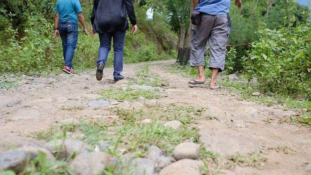 Gubernur Soni: Jembatan Gotong Royong Selesai Sebelum Lebaran