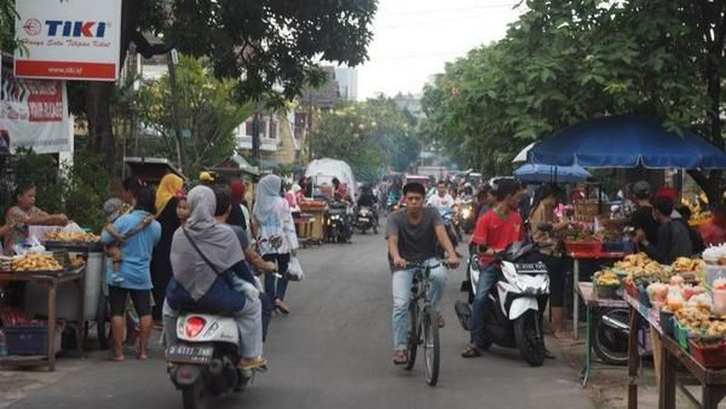 Jakarta Surganya Takjil, di Mana Tempatnya?