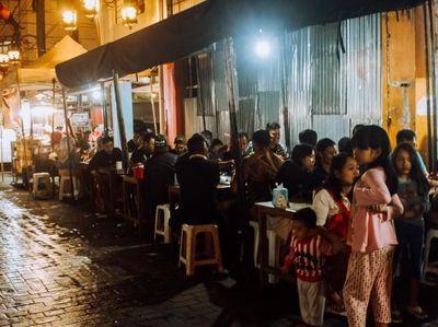 Wisata Kuliner Buka Puasa di Cibadak, Bandung