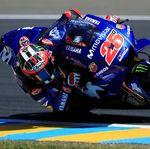 Vinales Tercepat, Yamaha Kuasai Latihan Bebas Pertama MotoGP Thailand