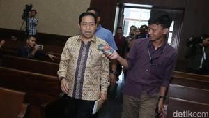 Novanto: Sugiharto Antarkan USD 350 Ribu ke Arif Wibowo
