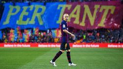 Andres Iniesta Akan Sulit Digantikan di Barcelona