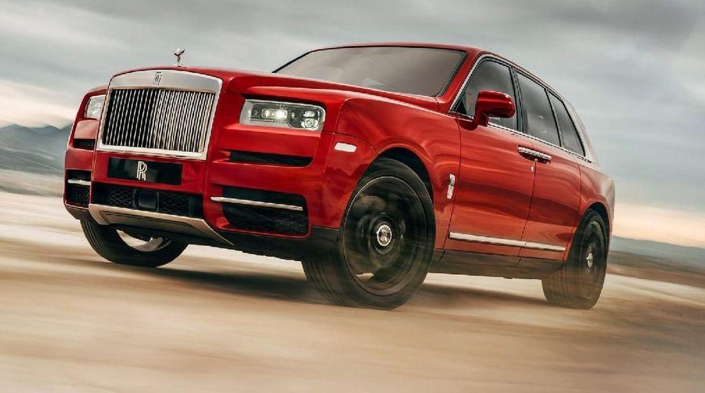 Berapa Banyak Populasi Rolls-Royce di Indonesia?