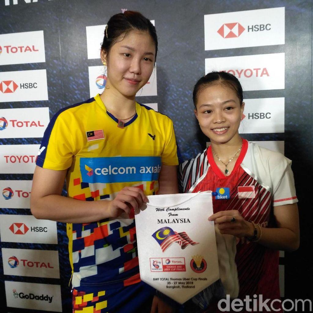 Kenang-Kenangan dari Malaysia untuk Indonesia
