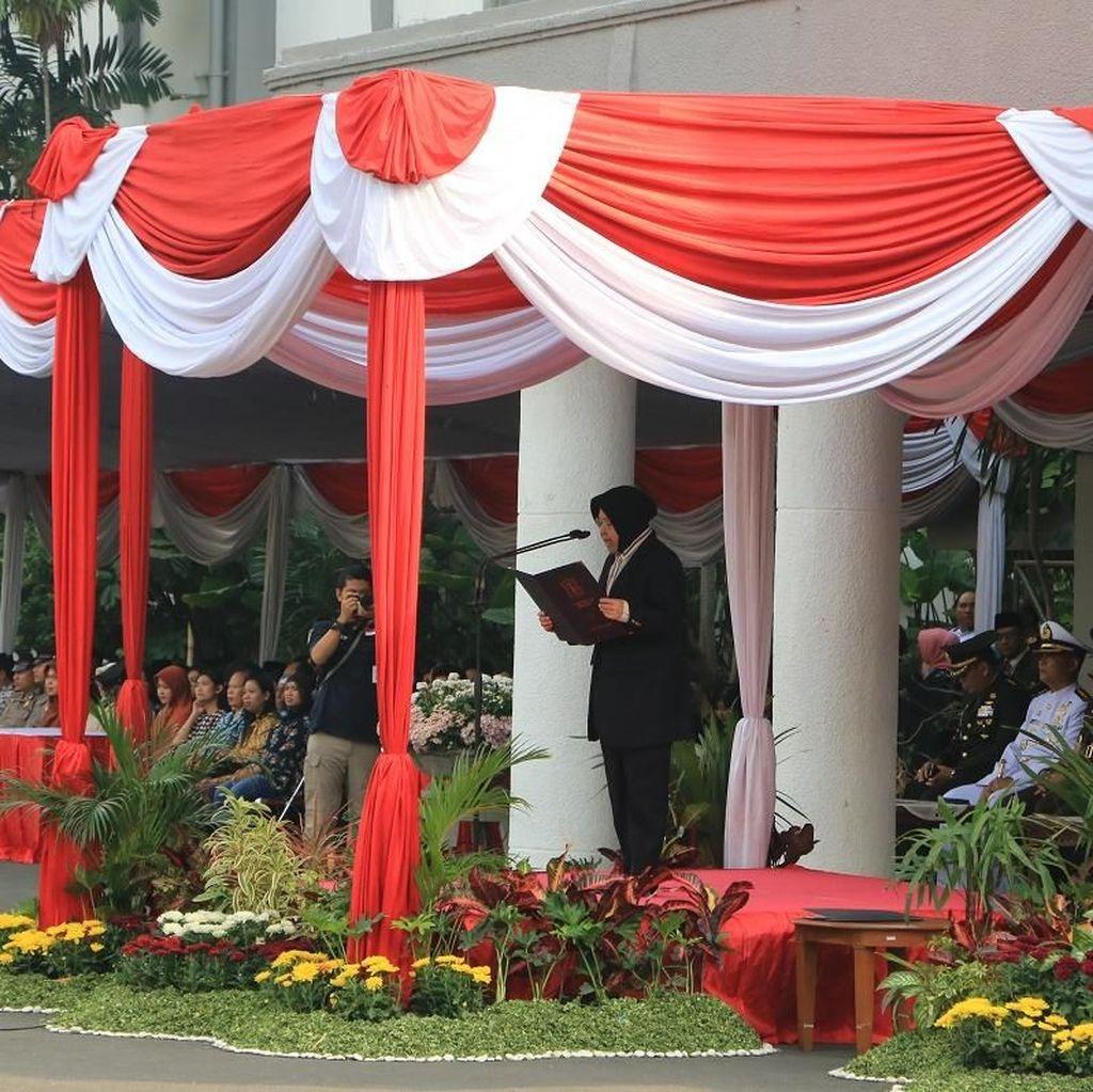 Terduga Teroris Banyak dari Warga Surabaya, Ini Jawaban Risma