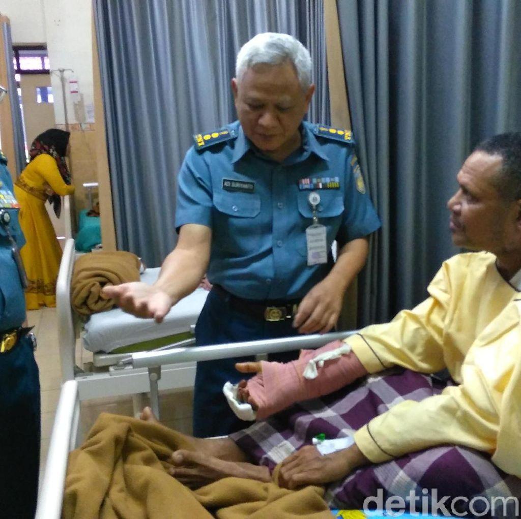 Dokter: Satpam yang Cegah Bomber di GKI Surabaya Masih Harus Operasi
