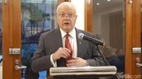 Berdasi Merah, Dubes Australia Turut Peringati 20 Tahun Reformasi