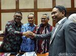 DPR Rapat Bahas Daftar Pemilih dengan KPU-Bawaslu