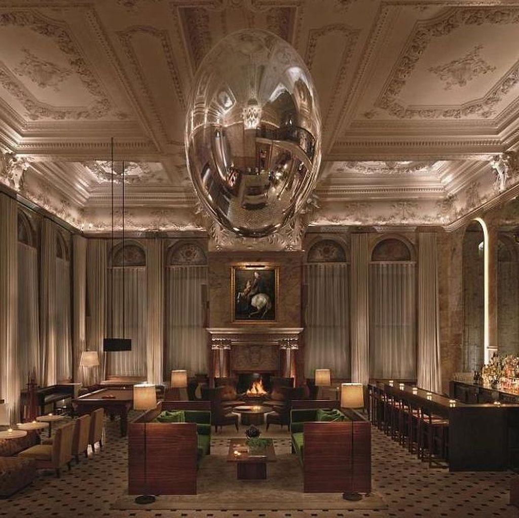 Foto: Hotel Dunia dengan Lobi Super Mewah