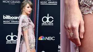 Cincin Ular Taylor Swift di Billboard Music Awards 2018